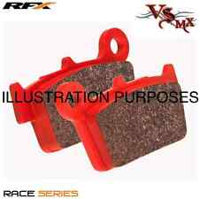RFX Race Series REAR Brake Pads HONDA CRF450 02-16 Carbon Ceramic