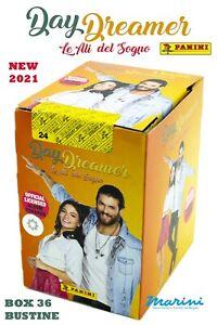 PANINI Sticker Collection DayDreamer Le ali del sogno Box 36 bustine di figurine