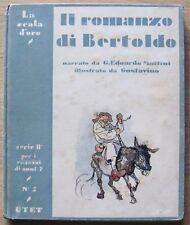 Mottini - IL ROMANZO DI BERTOLDO - La Scala d'Oro - Ed UTET N.5, 1932_GUSTAVINO*