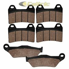 FRONT REAR BRAKE PADS FIT APRILIA RST1000 RST 1000 FUTURA 2001-2003