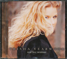 Trisha Yearwood - Real Live Woman CD **BRAND NEW/STILL SEALED**