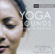 YOGA SOUNDS - ENERGY BALANCE / 2 CD-SET