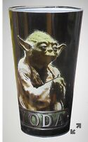 Star Wars YODA Pint Glass Beer Glass Drinking Glass Collectible NIB 16 Oz Gift
