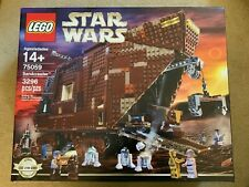 LEGO Star Wars 75059 Ultimate Collector Series UCS Sandcrawler New in sealed box