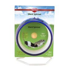 Kaytee Silent Spinner Wheel 4.5 inch Diameter Mini for Dwarf Hamsters, Mice
