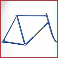 FCI TRACK STEEL FRAMESET FRAME 70s 80s LUGS CAMPAGNOLO VINTAGE BIKE FIXED FIXIE