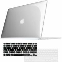 For MacBook Air 13'' A1466 / A1369 Snap On Hard Case + 2pcs Keyboard Cover