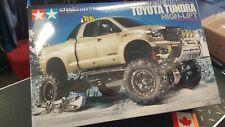 Tamiya 58415 1/10 Radio Control Scale Toyota Tundra Unassembled Kit, New Sealed