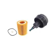 1 set Cover Cap for Oil Filter Housing & filter for BMW E36 E39 E46 E53 E60