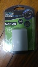DIGITAL ENERGY CANON LP-E8 7.4V 1020mAh CAMERA BATTERY  P/N: 230-1770
