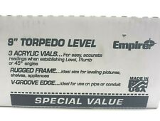 "Empire 9"" Torpedo Level 581-9"