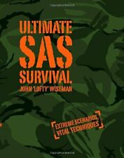 Ultimate SAS Survival by Wiseman  New 9780007312856 Fast Free Shipping+-