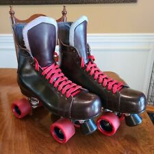 Vintage Riedell 166 Classic Hockey Skates Size 13