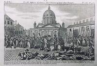 Hôpital Pitié Salpêtrière en 1792 Massacre femmes Prostitution Révolution Paris