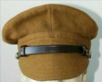 Replica BRITISH WW1 ARMY TRENCH  Hat Cap Hand Made All Sizes