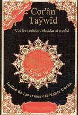 COLOR CODED TAJWEED QURAN SPANISH TRANSLATION & TRANSLITERATION DAR AL MAARIFA