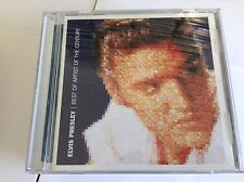 ELVIS PRESLEY  Best of Artist of the Century (CD 2000)