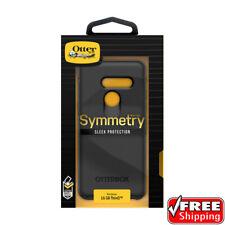 NEW Authentic OtterBox Symmetry Series Slim Heavy Duty Case LG G8 THINQ Black