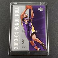 KOBE BRYANT 2003 UPPER DECK HONOR ROLL #35 BASE CARD LAKERS BLACK MAMBA NBA