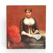 Fantin-Latour. Grand Palais, Galerie nationale du Canada, San Francisco 1983