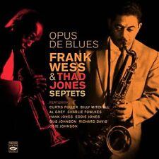 Frank Wess & Thad Jones: Opus De Blues + Bonus Tracks