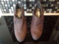 New Look Grey Boots Size 5 EU 38