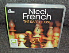 Bolinda Audio: 9 x CD's Audio Book: THE  SAFE  HOUSE  by  NICCI  FRENCH.
