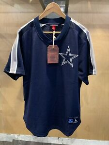 Dallas Cowboys NFL Jersey by Mitchell & Ness Throwbacks Collection
