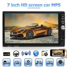 "7088B 7"" HD Screen Car Stereo MP5 Player FM Radio Bluetooth w/ Remote Control"