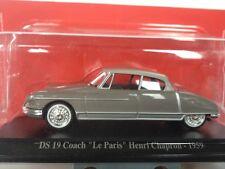 1:43 Citroen DS 19 Coach Le Paris Henri Chapron 1959