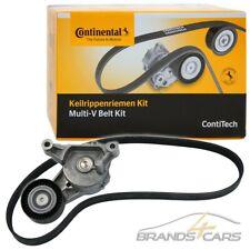 CONTI KEIL-RIPPEN-RIEMEN-SATZ + SPANNER VW TOURAN 1T 1.9 2.0 TDI