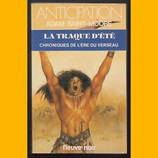 Collection Anticipation N° 1078 LA TRAQUE D'ÉTÉ Adam Saint-Moore 1981
