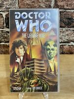 Doctor Who: The Leisure Hive -Vhs- Tom Baker