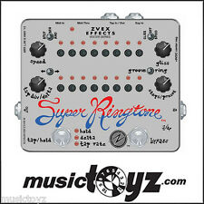 ZVex Super Seek Ringtone Guitar Pedal - NEW - Free Ship/Gift
