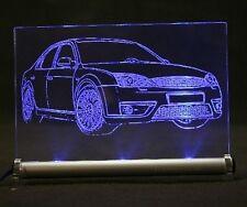 Ford Mondeo Limo ST220 LED-Schild Leuchtschild Gravur