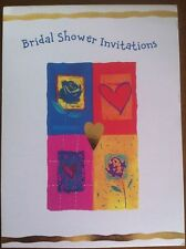Bridal Shower - Kitchen Tea - Hens Night Invitations Pad - 20 Sheet Invites
