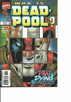 DEADPOOL #32 AND 33 EXTREMELY HIGH GRADE 9.6/9.8 NM/MINT