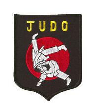 JUDO-Aufnäher, Ju-Sports, NEU, Judo Patch, Badge zum Aufnähen