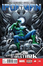 IRON MAN (2012) #15 VF/NM MARVEL NOW!