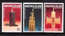 CHRISTMAS ISLAND 1983 Christmas MUH