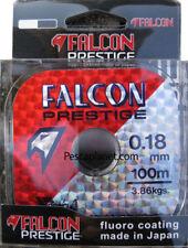 MONOFILO PESCA FALCON PRESTIGE FLUORO CARBON 100 MT VARI DIAMETRI
