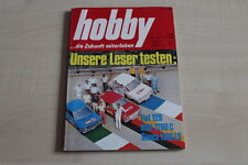 156629) Fiat 128 vs NSU 1200 C vs Simca 1100 LS Teil I - Hobby 19/1969