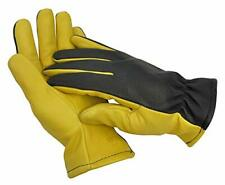 Gold Leaf Ladies Dry Touch Gardening Gloves