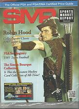 SPORTS MARKET REPORT, PSA PRICE GUIDE,  December, 2013 - Robin Hood