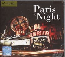 = PARIS by NIGHT /POLISH EDITION/ 2 CD sealed from Poland