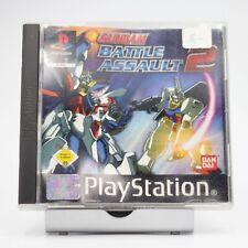 Sony Playstation 1 PS1 Spiel - GUNDAM Battle Assault 2