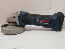 Bosch Professional GWS 18 V-LI Cordless Angle Grinder *BODY ONLY*