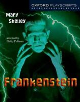 Oxford Playscripts: Frankenstein by Mary Shelley 9780198314981 | Brand New