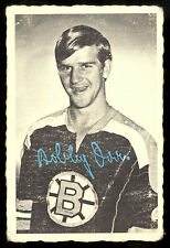 1970 71 OPC O PEE CHEE #4 BOBBY ORR DECKLE EDGE VG BOSTON BRUINS HOCKEY