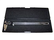 "300 MM 12"" Stainless Electronic Digital Vernier Caliper Gauge LCD Display mm/Sae"
